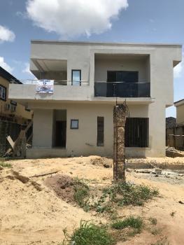 2 New Contemporary Detached Houses, Off Seaside Estate Road, Badore, Ajah, Lagos, Detached Duplex for Sale