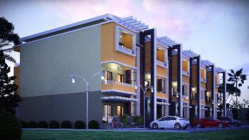 5 Bedroom Terrace Duplexes, Jahi, Abuja, Terraced Duplex for Sale