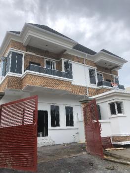 Newly Built 5 Bedroom Semi Detached Duplex with B.q, Ikota Villa Estate, Lekki, Lagos, Semi-detached Duplex for Rent