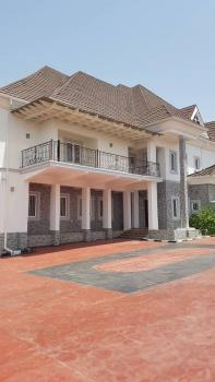 5 Bedrooms Semi Detached Duplex with Attached Bq and Swimming Pool, Guzape District, Abuja, Semi-detached Duplex for Rent