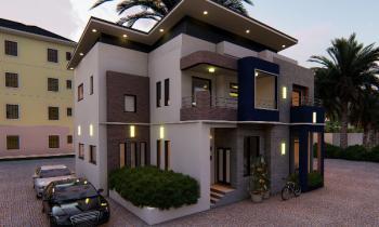 5 Fully Detached Duplex, Kado, Abuja, Detached Duplex for Sale