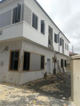 Luxury 3 Bedroom Semi Detached, Off Unity Road, Osapa, Lekki, Lagos, Semi-detached Duplex for Sale