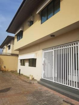 4 Bedroom Detached Duplex with 2 Rooms Bq Suitable for Corporate Office & Residential Use, Off Ajose, Victoria Island Extension, Victoria Island (vi), Lagos, Detached Duplex for Rent
