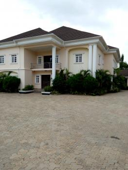 Luxury 6 Bedrooms Detached Duplex with 1 Bedroom Guest Chalets, a Room Bq and Swimming Pool, Extension, Asokoro District, Abuja, Detached Duplex for Sale