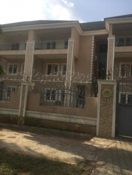 Fully Serviced 4 Bedroom Terrace Duplex, By Okonjo Iwuala Rd, Utako, Abuja, Terraced Duplex for Rent