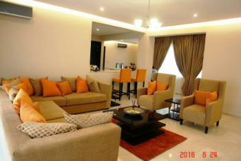 3 Bedroom Fully Serviced & Furnished Smart Home, Bq, Pool, Gym Room, 24hrs  Services, Ideally for Expatriates, Vips, Maitama District, Abuja, Flat for Rent