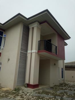Newly Built and Furnished 4 Bedroom Duplex with 1 Self in Ebute Ikorodu, Lagos, Ebute, Ikorodu, Lagos, Detached Duplex for Sale