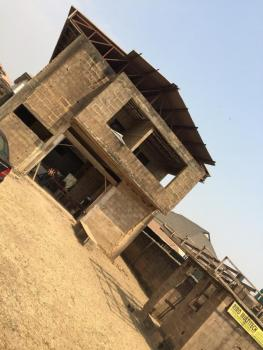 120sqm Uncompleted Warehouse Built on 600sqm of Land, Oluyole, Oyo, Warehouse for Sale