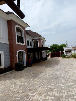 4 Bedroom Twin Duplex with a Room Bq Each, Off Next Cash and Carry Road, Kado, Abuja, Detached Duplex for Sale