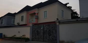 Tastefully Finished 3 Bedroom Detached Duplex with a B/q  at Thomas Estate, Ajah, Lagos., Thomas Estate, Ajah, Lagos, Detached Duplex for Sale