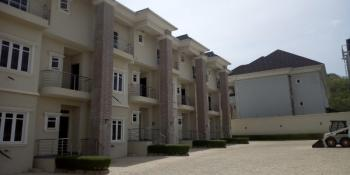 Brand New and Tastefully Finished 4 Bedroom Terraced House, Guzape District, Abuja, Terraced Duplex for Sale