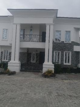Luxury 5 Bedroom Fully Detected Duplex, Cooplag Estate, Off Orchid Road By Second Toll Gate, Lafiaji, Lekki, Lagos, Detached Duplex for Rent