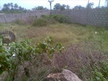 a Gated and Fenced Plot of Landed  Property Measuring 729sqm (developed Environs and  Foundation That Can Take 6 Flats), Behind Abraham Adesanya Estate, Ogombo, Ajah, Lagos, Mixed-use Land for Sale