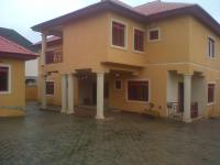 Fully Detached 5 Bedroom Duplex With 1 Bedroom Guest Chalet And 2 Rooms Boys Quarters, Gwarinpa, Abuja, 5 Bedroom Detached Duplex For Rent