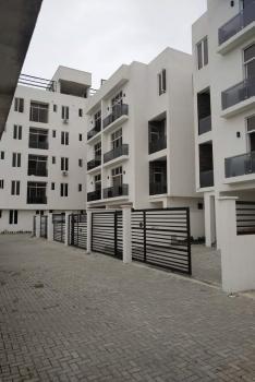 5 Bedroom Semi Detached Duplex on 3 Floors, Elevator, Roof Top Terrace Acs All Over The House, Bullet Proof Doors Etc, Banana Island, Ikoyi, Lagos, Semi-detached Duplex for Rent