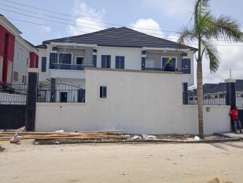 4 Bedroom Semi Detached House with a Room Boys Quarters, Osapa, Lekki, Lagos, Semi-detached Duplex for Rent