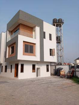 Brand New Serviced  5 Bedroom Detached House with a Room Boys Quarters, Lekki Phase 1, Lekki, Lagos, House for Rent