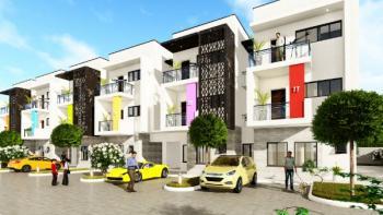 Luxury 4 Bedroom Terrace Duplex + Attached Bq, Plot 1797,ministers Quaters, Mabuchi, Abuja, Terraced Duplex for Sale