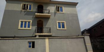Decent 3 Bedrooms Flat All En Suite Up Flat, Soluyi, Gbagada, Lagos, Flat for Rent