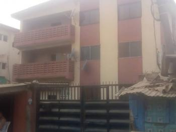 Block of 6 Nos of 3 Bedroom Flat with 15 Shops on a Corner Price, 1000sqm, Dr Fasheun Ave, Ago Palace, Isolo, Lagos, Block of Flats for Sale