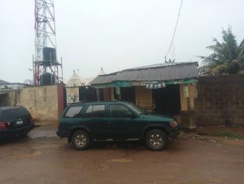 Decent and Solid 3 Bedroom Bungalow Plus 2 Shops in a Nice Environ, Shola Martins, New Oko-oba, Agege, Lagos, Detached Bungalow for Sale