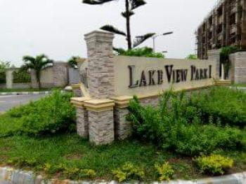 600sqm Land in Lake View Park 2 with Uncompleted Duplex at Lintel Level, Lake View Park 2, Orchid Hotel Road, Off Chevron Toll Gate, Lafiaji, Lekki, Lagos, Residential Land for Sale
