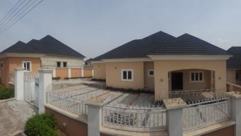 Exquisite 4 Bedroom Bungalow with All Rooms En Suite, Large Parlor , Dining & Kitchen with Store. Has a 2 Bedroom Boys Quarters, Mab Global Estate, Gwarinpa Estate, Gwarinpa, Abuja, Detached Bungalow for Sale