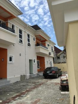 Newly Built 3 Bedroom Apartment with a Bq with The Road Interlocked to The House, Happy Land Estate, Olokonla, Ajah, Lagos, Flat for Rent