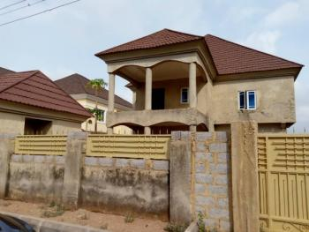 5 Bedroom with 2 Sitting Rooms Duplex with Bq, Lokogoma District, Abuja, Detached Duplex for Sale