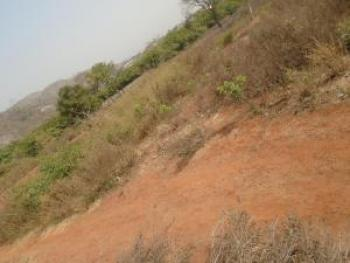 Available C of O Multipurpose 4 Hectares on a Tarred Road  on a Very Strategic Location, Guzape District, Abuja, Mixed-use Land for Sale