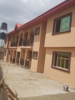 Brand New 4 Numbers of 3 Bedroom Flat, Ologuneru, Eleyele, Ibadan, Oyo, Block of Flats for Sale