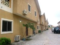 Well Finished 3 Bedroom Terrace Duplex, Ikate Elegushi, Lekki, Lagos, 3 Bedroom, 3 Toilets, 2 Baths House For Rent