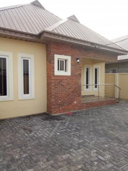 Furnished and Newly Built 3 Bedroom with 2 Living Room in Ebute Ikorodu, Lagos. Make an Offer, Abraham Oke Street Off Dele Kuti Street, Ebute, Ikorodu, Lagos, Detached Bungalow for Sale