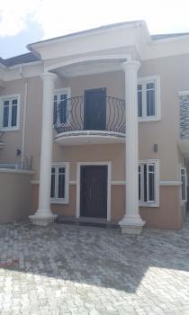 Newly Built 4 Bedroom with Bq, Ilasan, Lekki, Lagos, Semi-detached Duplex for Rent