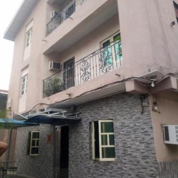 a Well Furnished and Spacious Partly Serviced Room Self Contained, Morocco, Jibowu, Yaba, Lagos, Self Contained (single Rooms) for Rent