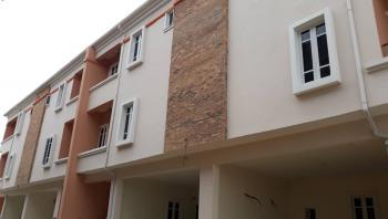 Brand New 4 Bedroom Terrace + Bq, Off Palace Road, Ikate Elegushi, Lekki, Lagos, Terraced Duplex for Sale