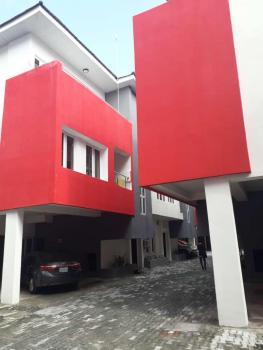 Four Bedroom Duplex, Kusenla Road, Ikate Elegushi, Lekki, Lagos, Terraced Duplex Short Let