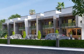 Luxury 4 Bedroom Terrace Duplex, Plot 1171, Ministers Quarters, Mabuchi, Abuja, Terraced Duplex for Sale