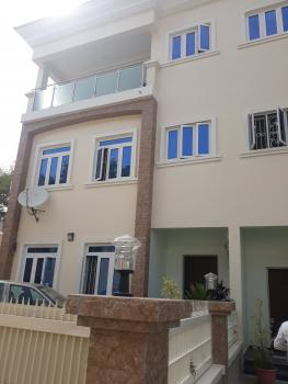 Brand New & Exceptional Finished 5 Bedroom Terrace Duplex, Off Aminu Kano Crescent, Wuse 2, Abuja, Terraced Duplex for Sale