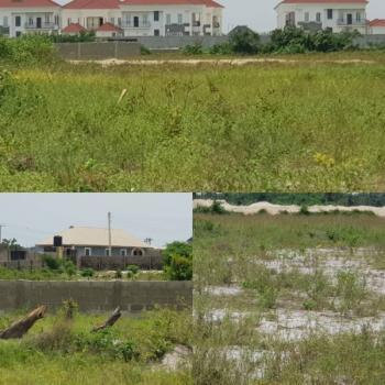 2 Plots of Distress Land, Beside Cooplag Estate, Orchid Road, Lafiaji, Lekki, Lagos, Residential Land for Sale