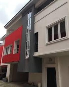 4 Bedroom Terraced House with Bq, Bishopsgate Residence, Kusenla Road, Ikate Elegushi, Lekki, Lagos, Terraced Duplex for Sale