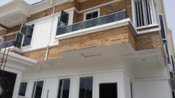 Tastefully Built 4 Bedroom Semi Detached Duplex with a Bq, Ikota Villa Estate, Lekki, Lagos, Semi-detached Duplex for Rent