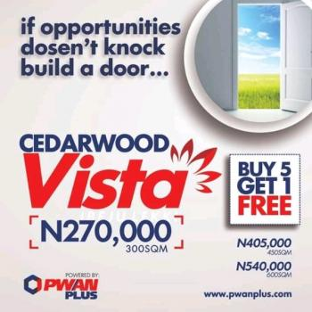 Cedarwood Vista, Ibeju Lekki, Lagos, Mixed-use Land for Sale
