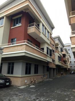 5 Bedroom Terrace House with a Room Boys Quarters and Swimming Pool in a Gated Estate, Oniru, Victoria Island (vi), Lagos, Terraced Duplex for Rent