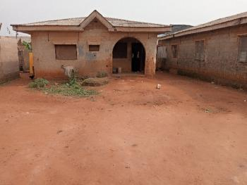 3 Bedroom Flat Setback on Half Plot of Land in a Decent Area, Aiyetoro, Ayobo, Lagos, Flat for Sale