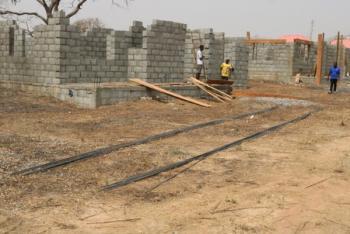 Estate Land, Behind The Law School, Directly Opposite The Jamb Estate, Kuduru, Bwari, Abuja, Residential Land for Sale