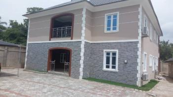 5 Bedroom Duplex with a Very Big Compound and Car Park, Borehole, Okinni Obedu, Osogbo, Osun, Detached Duplex for Rent