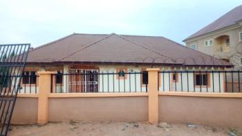 4 Bedroom Bungalow, All Rooms En Suite, Environmental Quarters, Fha, Karu Site, Karu, Abuja, Flat for Sale