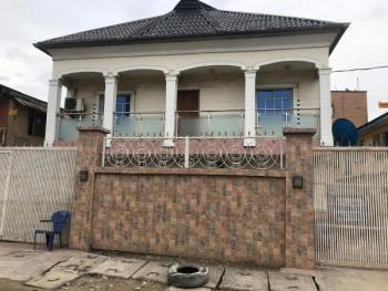 Very Nice 3 Bedroom, Aderibigbe Street, Itire-ikate, Surulere, Lagos, Flat for Rent