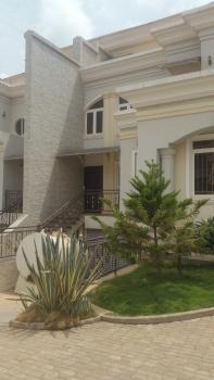 Luxury 5 Bedroom Semi-detached Duplex with Bq, American International School, Durumi, Abuja, House for Rent